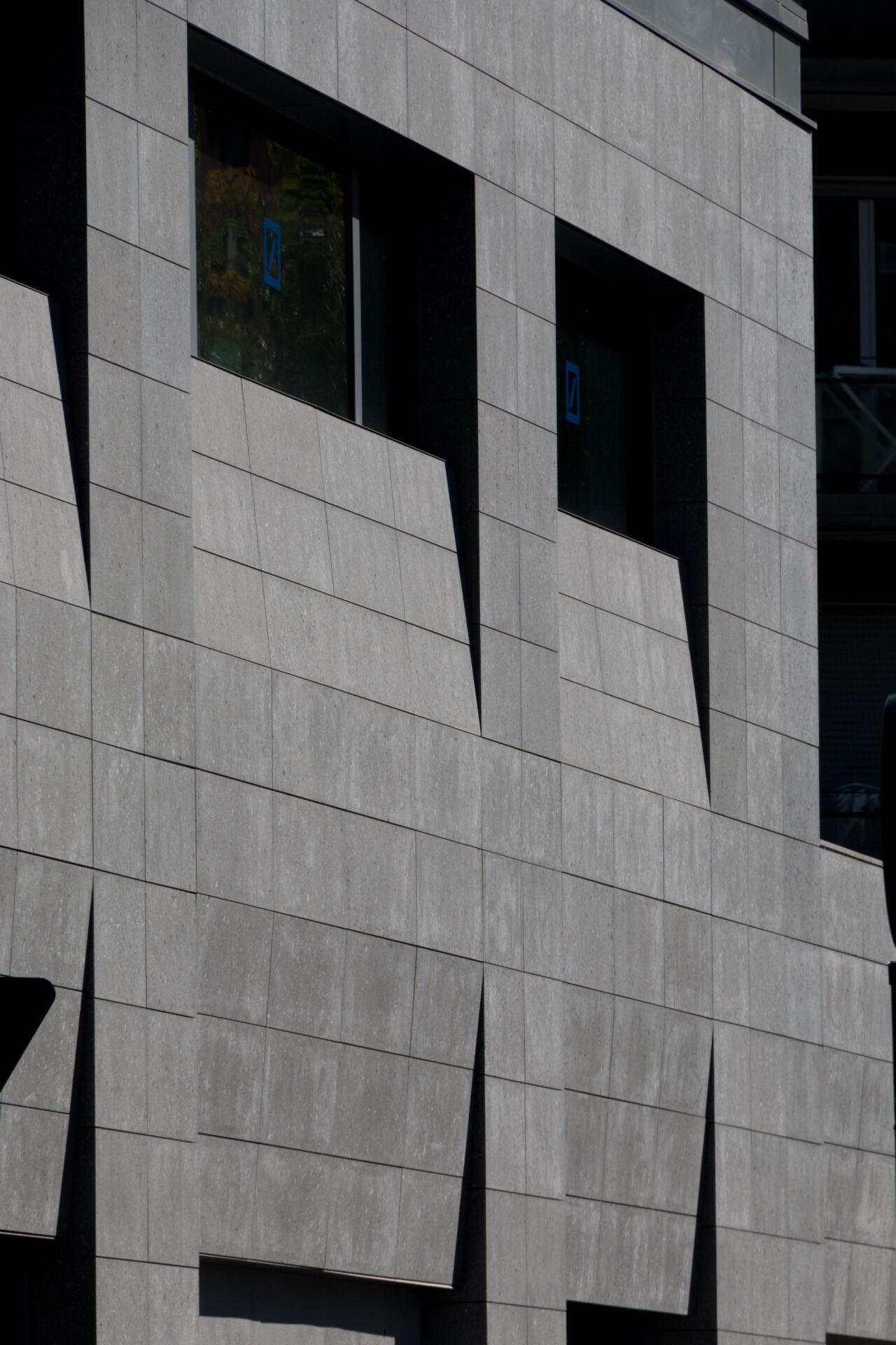 Anchor profile ventilated facade general electric