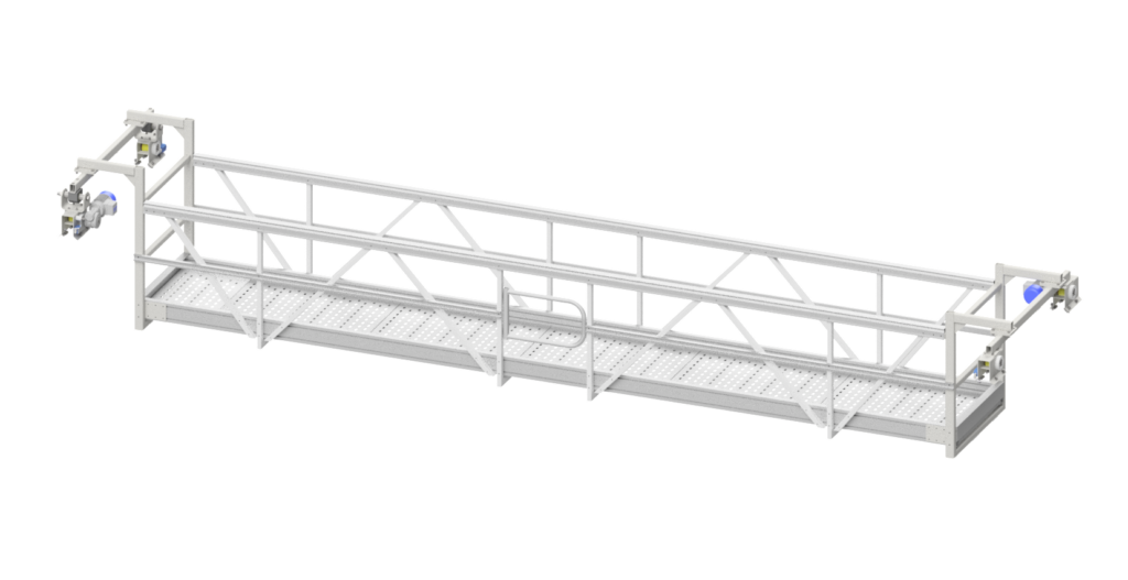Gantries and ladders