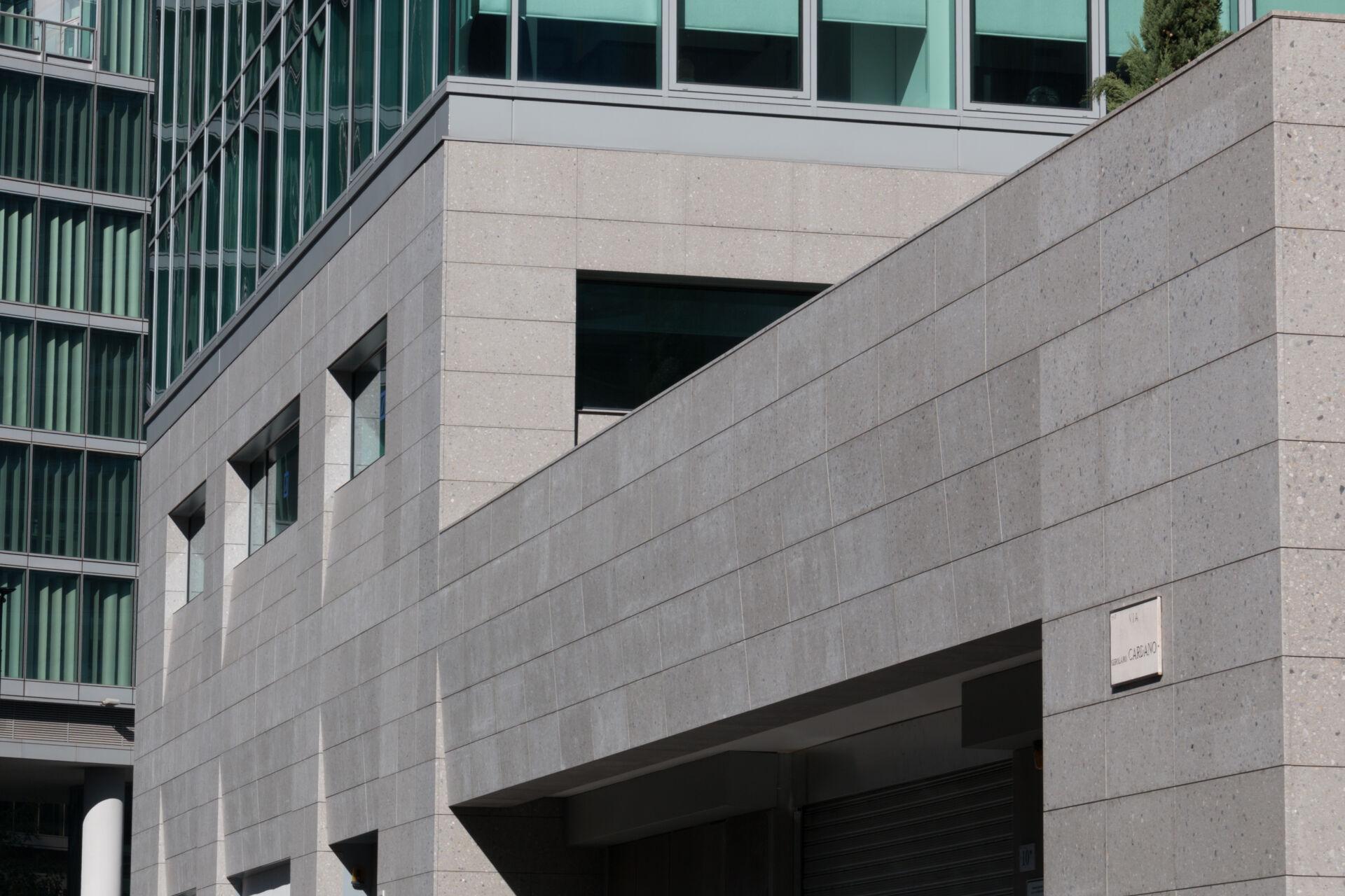 Ventilated facades General Electric