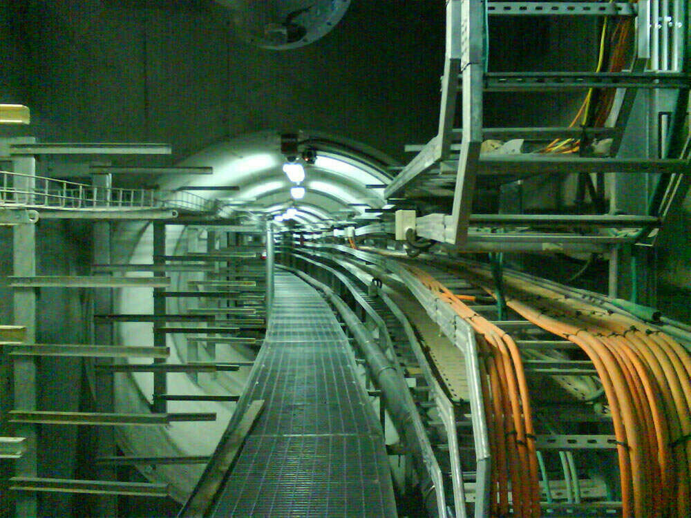 unigiunto anchor channel tunnel haifa israel