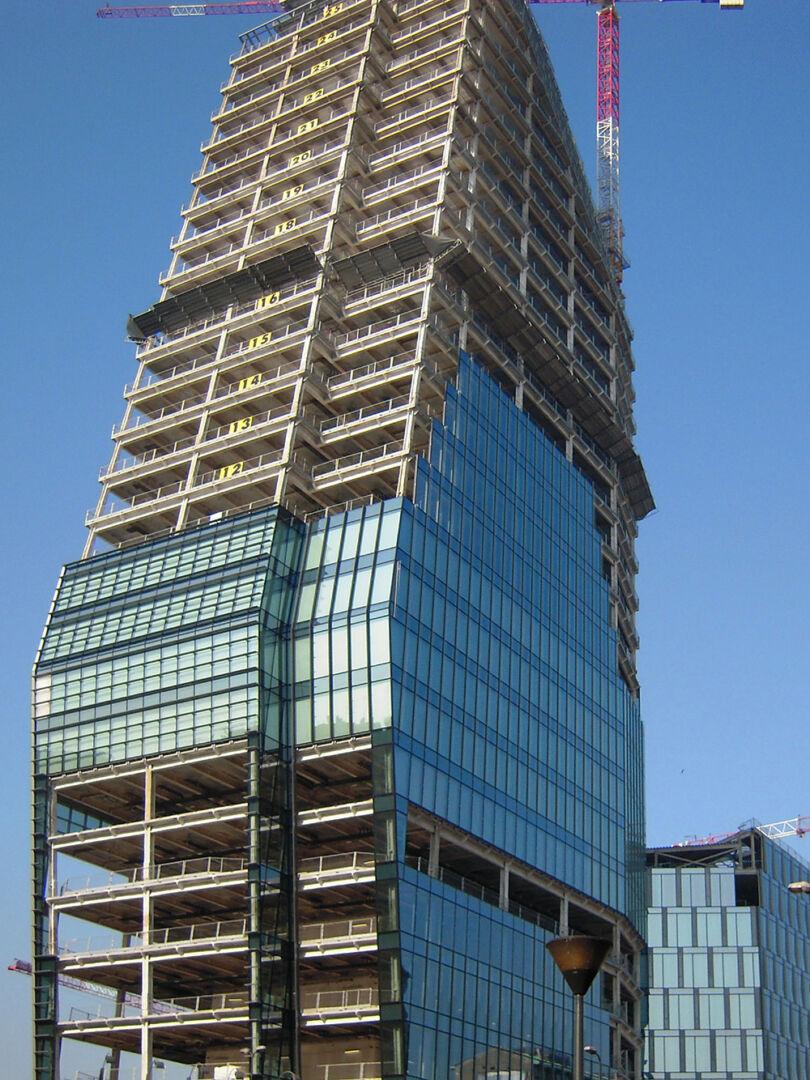 diamante tower milan