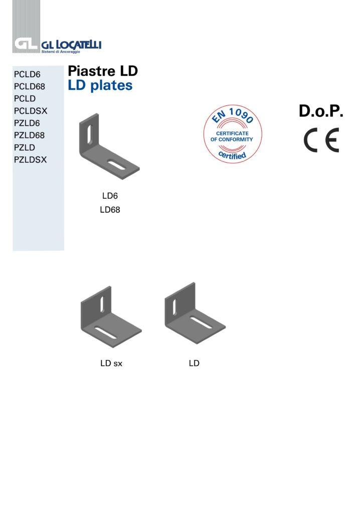 LD PLATES