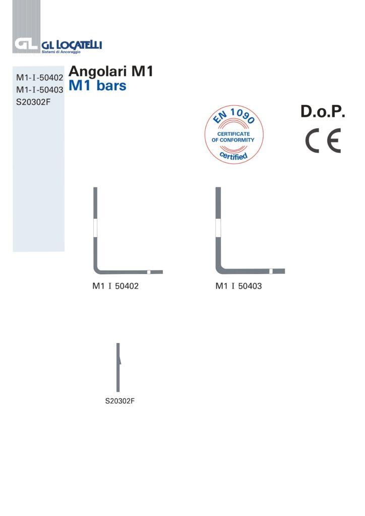M1 BARS