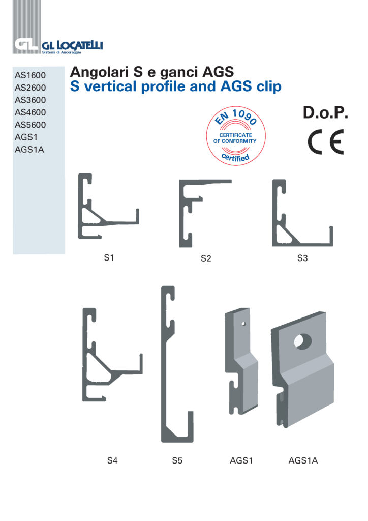 S VERTICAL PROFILE AND AGS CLIP