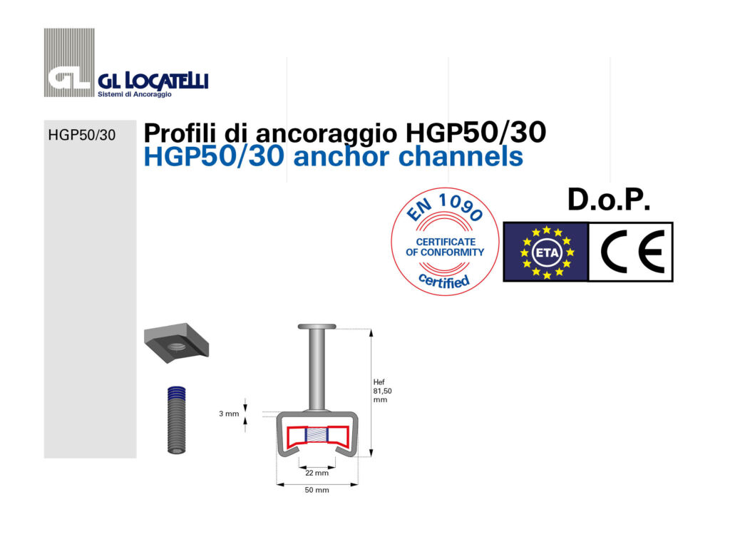 DoP profili HGP50:30