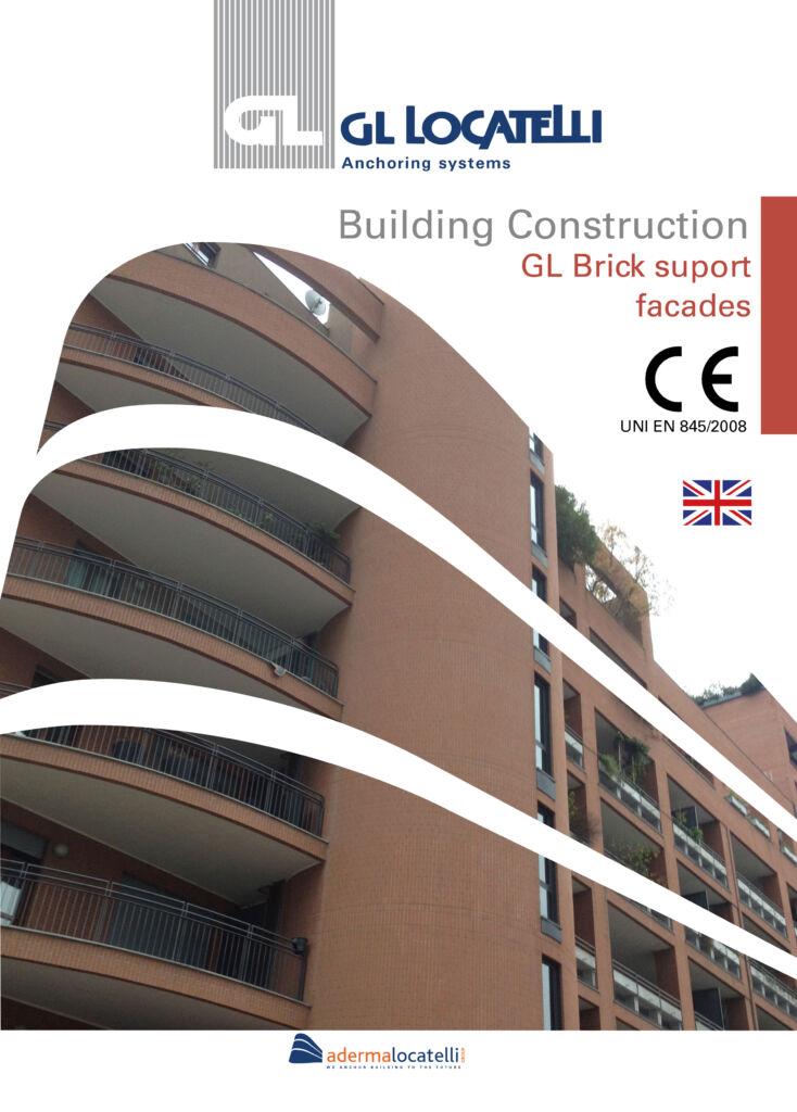 GL BRICK support façades 2019
